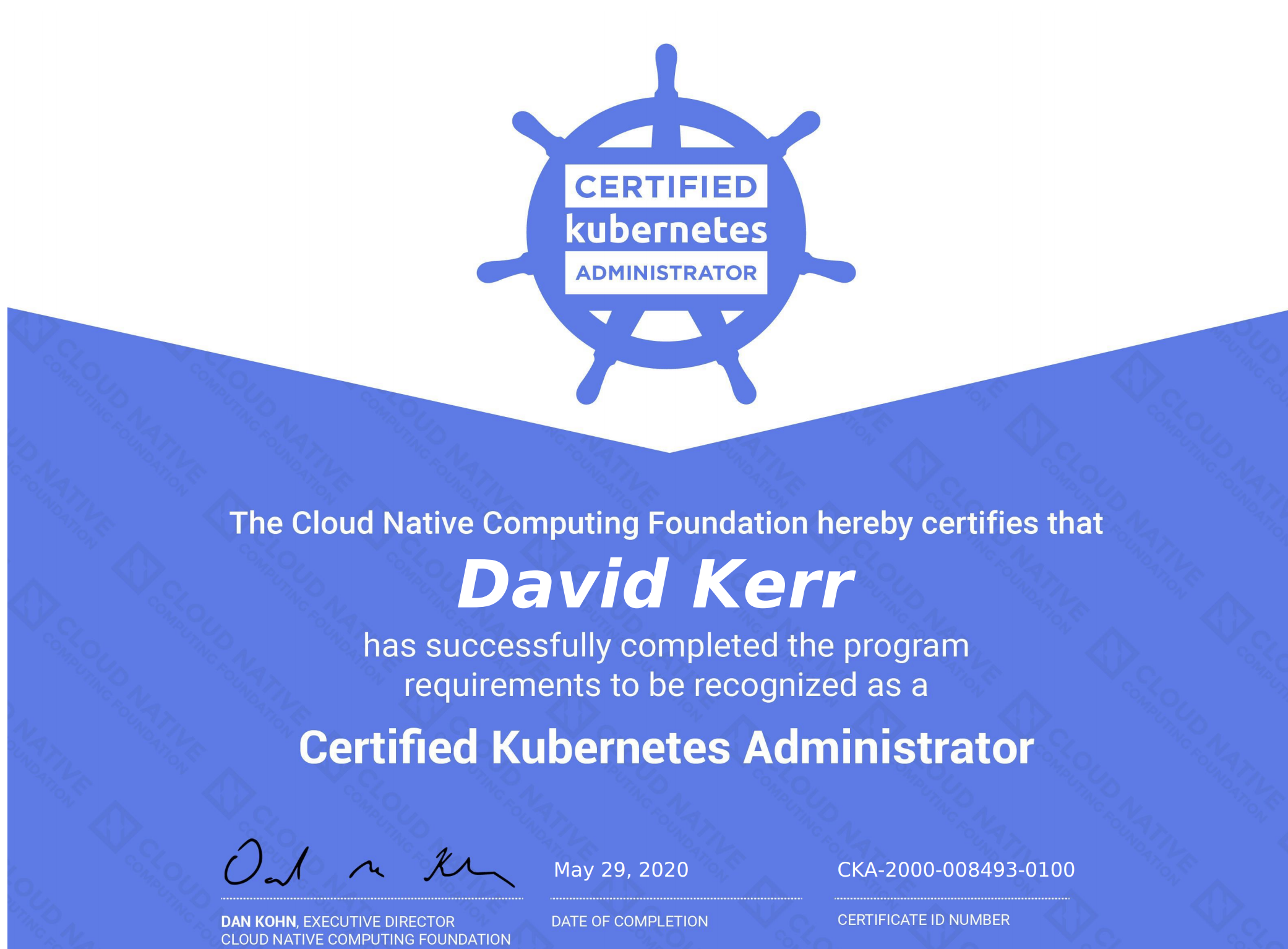 cka tips certification observations tricks please